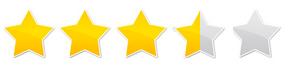 note gratin dauphinois trois étoiles et demi