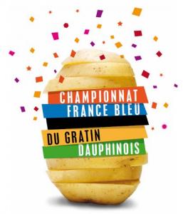 logo championnat de gratin dauphinois