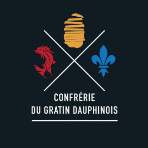 logo confrérie du gratin dauphinois